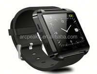 2014 Multifunction speaker and microphone bluetooth watch U8 smart watch