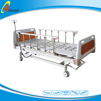 ALS-E503 High Performance Electric Bed electric home care bed 5 operation electric bed