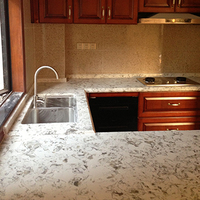 cheap price wholesale artificial laminate quartz countertop