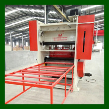 punching gypsum board machine