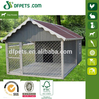 DFPETS DFD3013 Large Pet Dog House With Porch