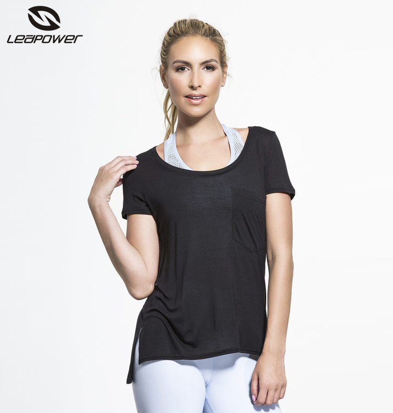 Wholesale Custom Fitness Sexy Yoga Tops Athletic Apparel Manufacturers
