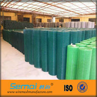 Welded Wire Fabric Mesh ( Galvanized & Plastic Coated)