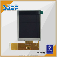 sunlight readable small tft lcd display 3.5 inch 640x480 lcd module