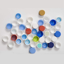 Manufacturer plastic flip top caps/smart closures lids/plastic screw bottle lids screw