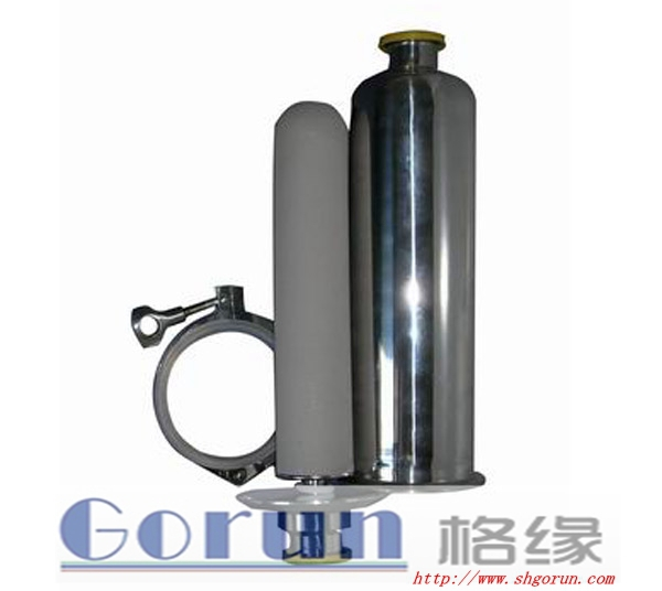 titanium raw material filter/high quality filter element