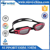 2015 Hot Sell Formal Fashionable Design Adult Polarized Swimming Goggles