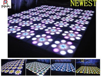 NEWEST Full Color LED Dancing Floor / LED Stage Lighting