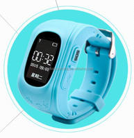 New Bluetooth Smart GSM GPS Tracking Device Kids Wrist Watch Security Children With SOS Button 2 Way Talk GPS Tracker Kids