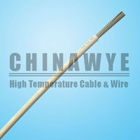 VDE H05SJ-K 2.5mm Outer Diameter Fiberglass Copper Composite Wire and Cable