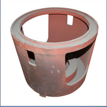 Products made from sand casting