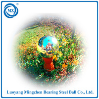 large decorative garden used steel ball stainless steel hollow ball
