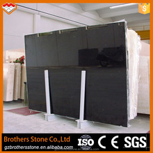 Building materials China black galaxy granite cheap absolute black granite slabs for sale