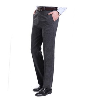 high quality brand name supplier wholesale custom cotton formal airline uniform western style pants