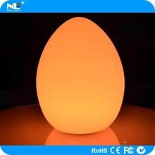 Super bright waterproof wireless LED color flashing light up ball / RGB magic LED ball light decoration