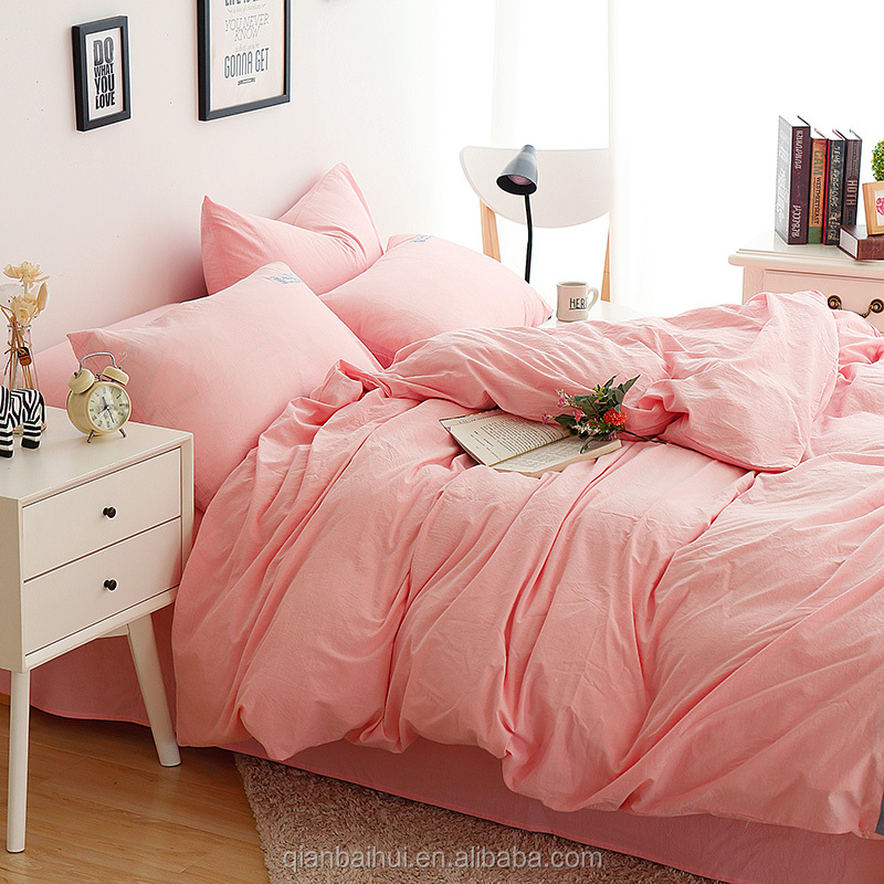 new style high quality cheap bed queen size comforter sets for sale