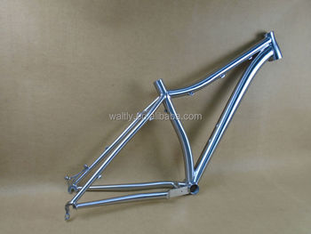 MTB titanium bike frame 29 inch for promotion