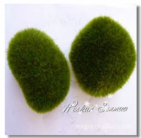 Factory price artificial moss stone for sale