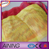 2017 China fruit /vegetable /potato bag / PP/PE mesh bag /rasceel /circual /leno for packing onion ,potato