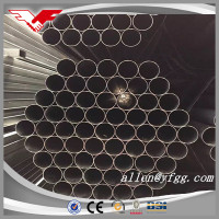 Good Qaulity DN25--DN200 SCH40 Hot Rolled ERW Steel Pipe