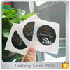 customized 3M NTAG 216 nfc paper sticker /nfc tag