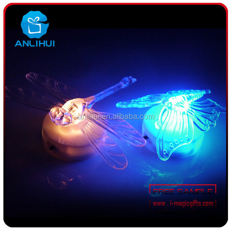 Well Design LED Tea Light Candle butterfly shaped