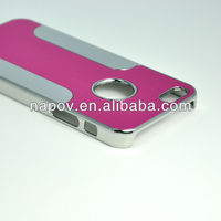 Chrome for iphone 5 cover case mobile phone cover