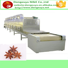 New Condition Big capacity microwave five spice powder dryer machine