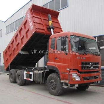 EQ3260V 10 wheel Dongfeng 6X4 heavy duty dump truck 40 ton