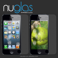 2.5D Curved High Clear Tempered Glass Screen Protector Full Cover for iPhone 4S Screen Protector