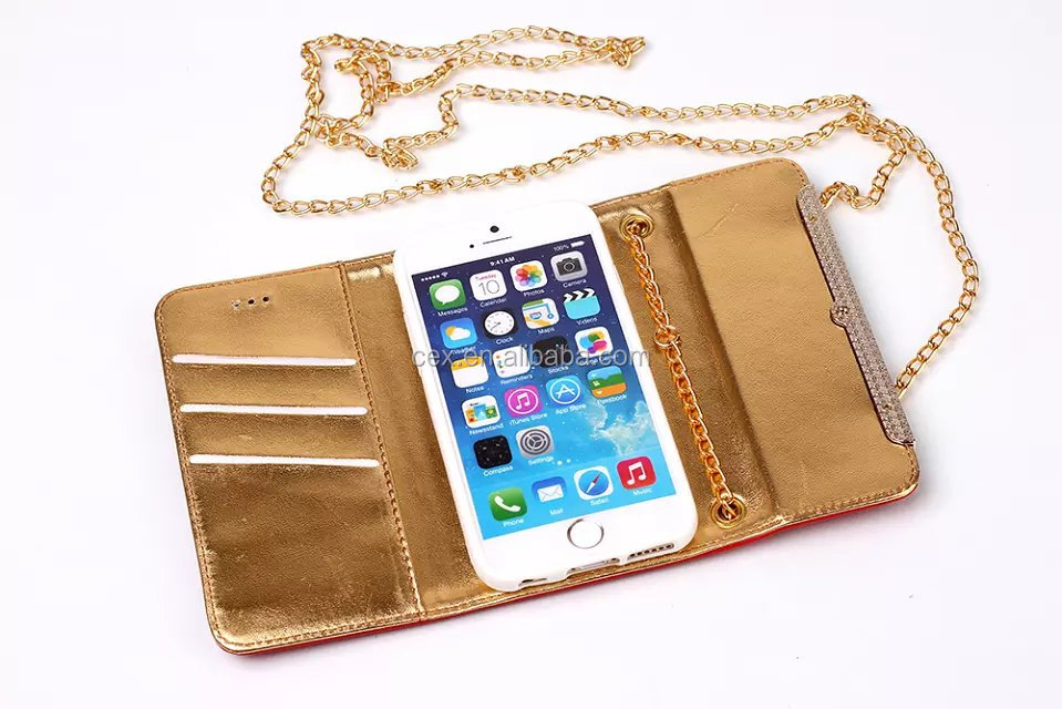 For Apple iPhone 6 4.7inch New Arrival Print Pattern PU Leather Clutch Wallet Bag Purse Case