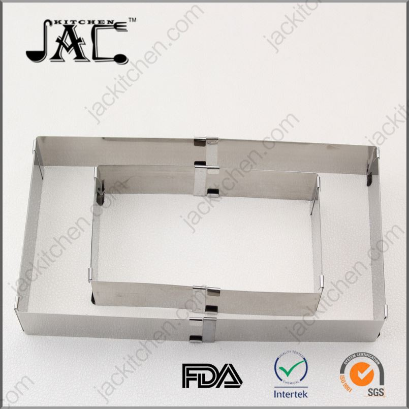 Eco Friendly Stainless Steel Spring Form Mould