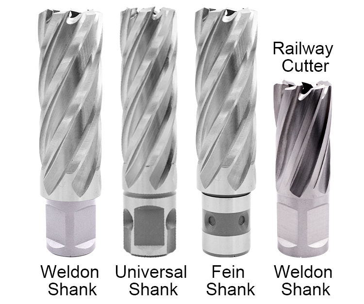 HSS and TCT Annular Cutter Broach Cutter Broaching Magnetic Drill Bit for Metal Sheet Faster Easier More Accurate Cutting