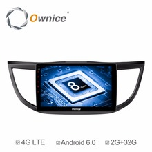 Ownice C500+ Octa core 10.1'' Car GPS Navi Radio Stereo for Honda CRV 2012-2016 Support DVR OBD DAB+