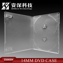 14Mm Double Dvd Case