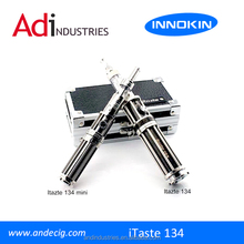 Innokin itaste 134 wholesale, itaste 134 e-cigarette Hottest products iTaste 134 mechanical mods