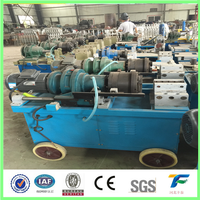 rebar thread rolling machine,cold rolling rebar machine,rebar threading machine