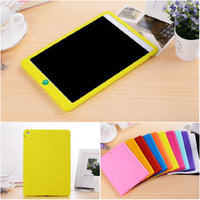 marble chocolate colorful silicone case,for ipad air silicone case