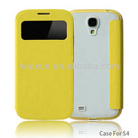 Exclusive flip case cover for samsung galaxy s4 i9500 advanced