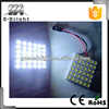 5050 36 SMD Led panel lights instrument cluster lights w5w led T10 adapters Festoon Dome Adapters led light t10