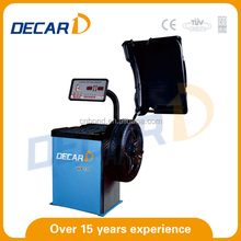 Car used automobile wheel balancer with CE certificate