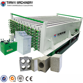 Foam cement Insulation board making machine suppliers
