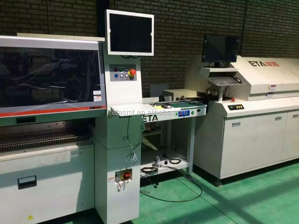 fast-speed smt pick and place machine SM481