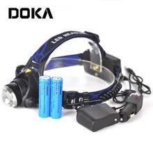 Rechargeable Zoom Working Hunting Head Coon Lights
