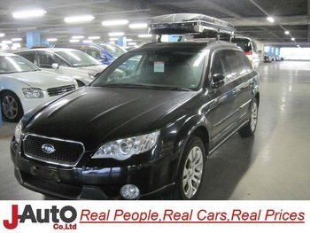 2006 Subaru Legacy Outback BP9 Japanese Used Car