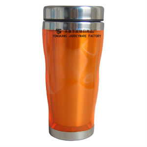 Eco-Friendly Feature and Stainless Steel Travel Cup 16oz