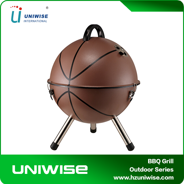 Hot sale mini basket round bbq grill