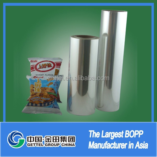 plastic food grade chinese cpp xxx film