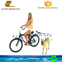 zoomer dog bike bicycle retractable leash for dogs,retractable dog leash, dog bike leashes