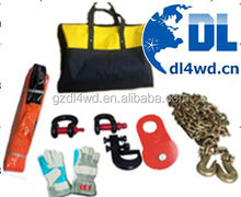 4x4 Winch Accessories Recovery Kit